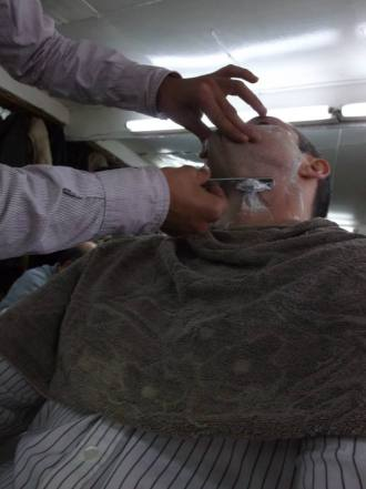 The Berber Barber: A Straight-Razor Shave in Morocco