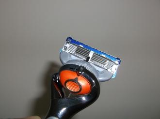 The Gillette Fusion Pro-Glide