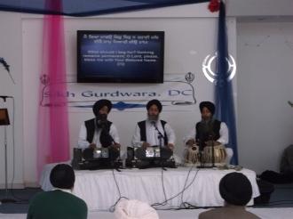 Sikhs in December