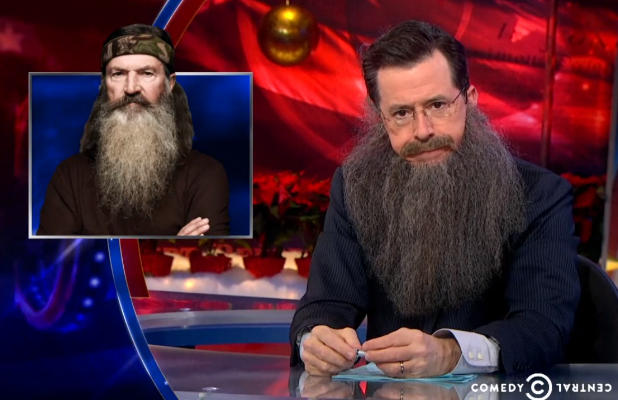 duck-dynasty-phil-robertson-stephen-colbert-618x400