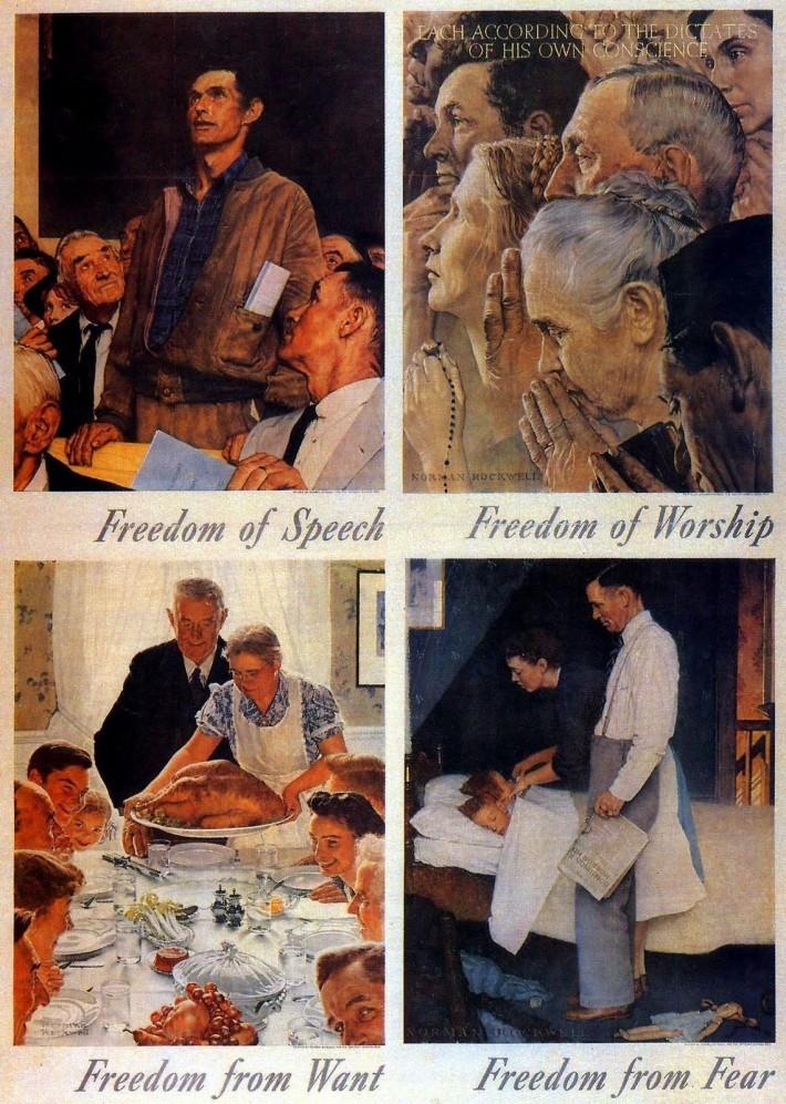 four-freedoms