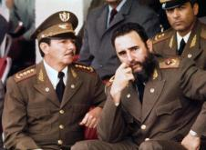 Castro with his brother