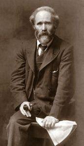 First Labour Leader James Keir Hardie