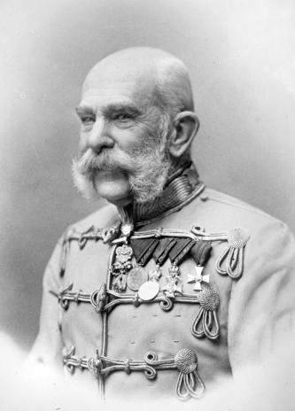 Austrian Emperor Franz Joseph I