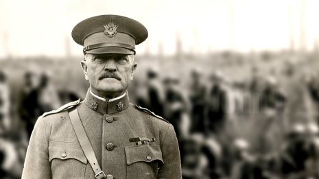 American General John Pershing