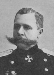 Russian General Paul von Rennenkampf